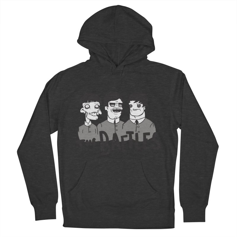 The Baetles: The Fabulous Four! Men's French Terry Pullover Hoody by foodstampdavis's Artist Shop