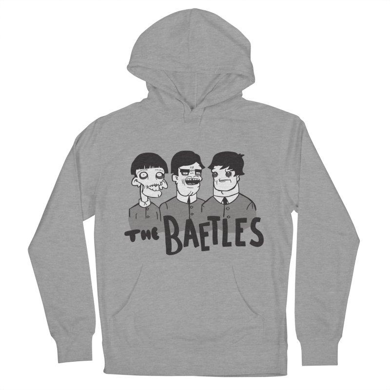 The Baetles: The Fabulous Four! Men's Pullover Hoody by foodstampdavis's Artist Shop