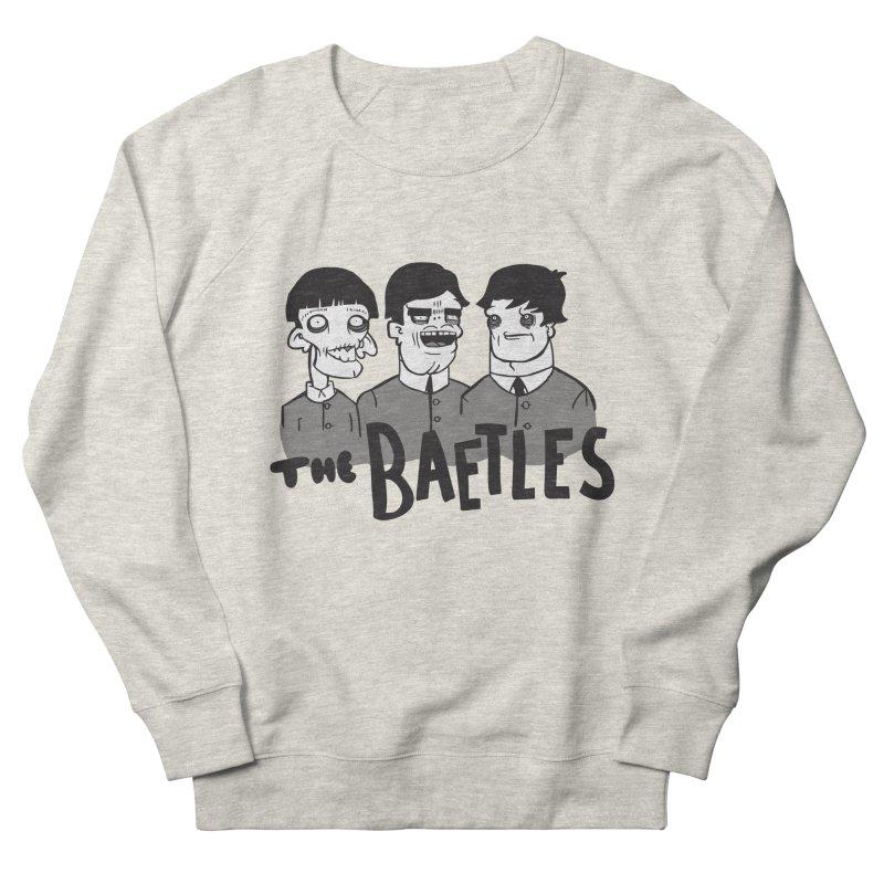 The Baetles: The Fabulous Four! Women's Sweatshirt by foodstampdavis's Artist Shop