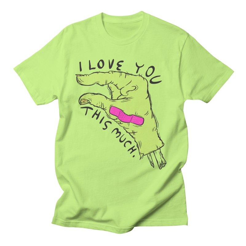 Not Much Men's T-Shirt by foodstampdavis's Artist Shop