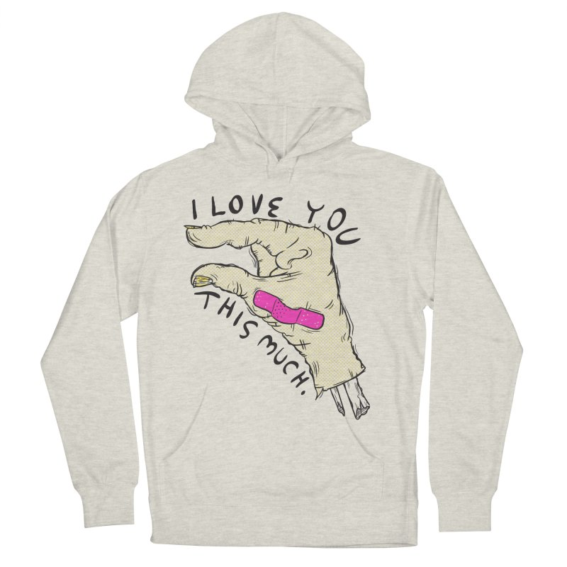 Not Much Women's French Terry Pullover Hoody by foodstampdavis's Artist Shop