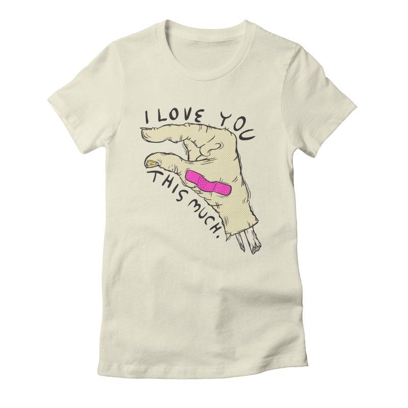 Not Much Women's T-Shirt by foodstampdavis's Artist Shop