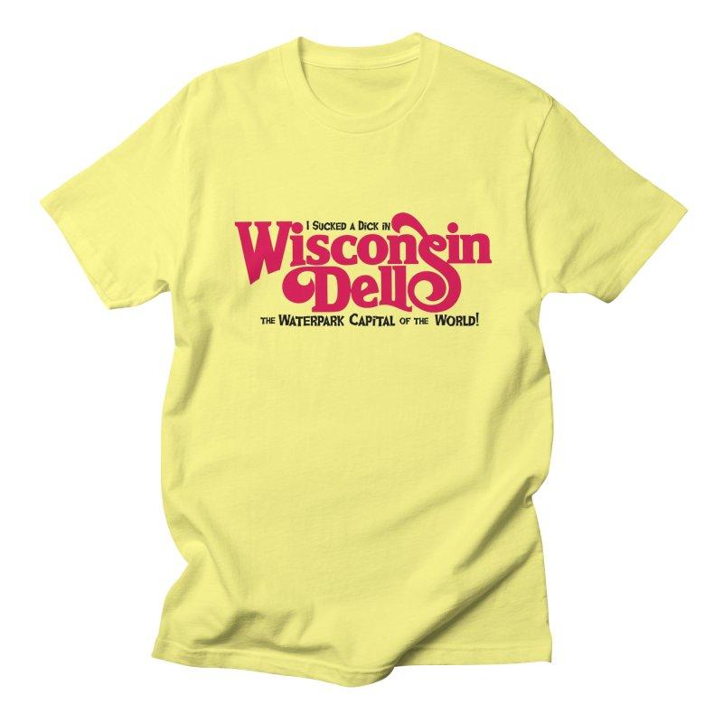 Wisconsin Dells: Water Park Capital of the World! Men's Lounge Pants by foodstampdavis's Artist Shop