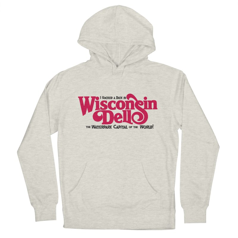 Wisconsin Dells: Water Park Capital of the World! Women's Pullover Hoody by foodstampdavis's Artist Shop