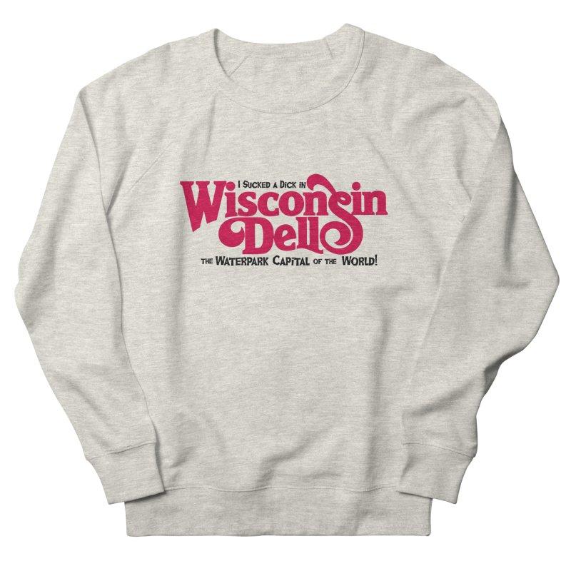 Wisconsin Dells: Water Park Capital of the World! Women's Sweatshirt by foodstampdavis's Artist Shop