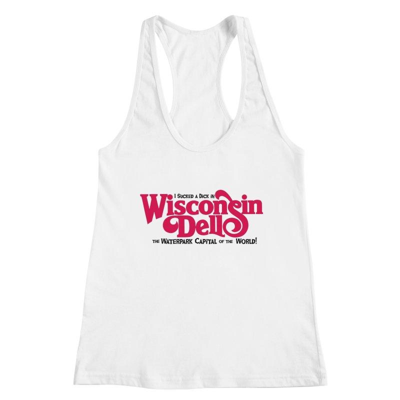 Wisconsin Dells: Water Park Capital of the World! Women's Tank by foodstampdavis's Artist Shop