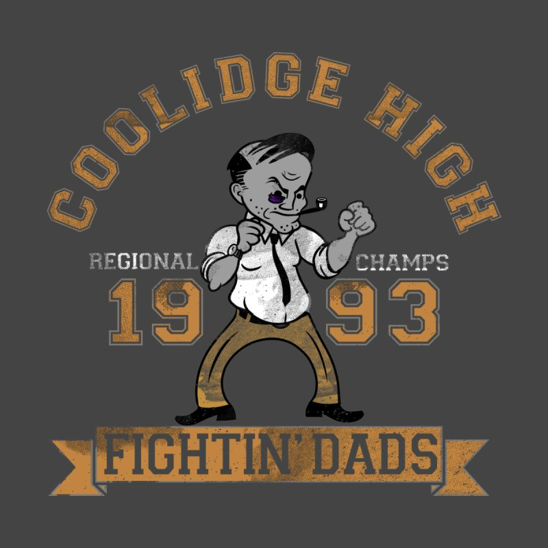 Fightin' Dads - for darker shirts by foodstampdavis's Artist Shop