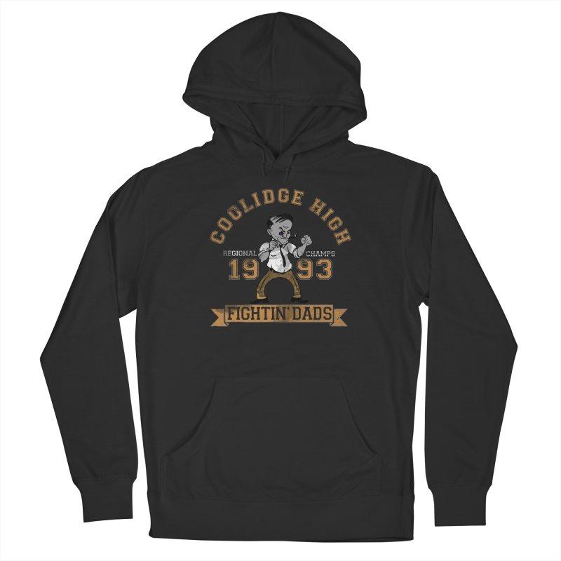 Fightin' Dads - for darker shirts Men's Pullover Hoody by foodstampdavis's Artist Shop