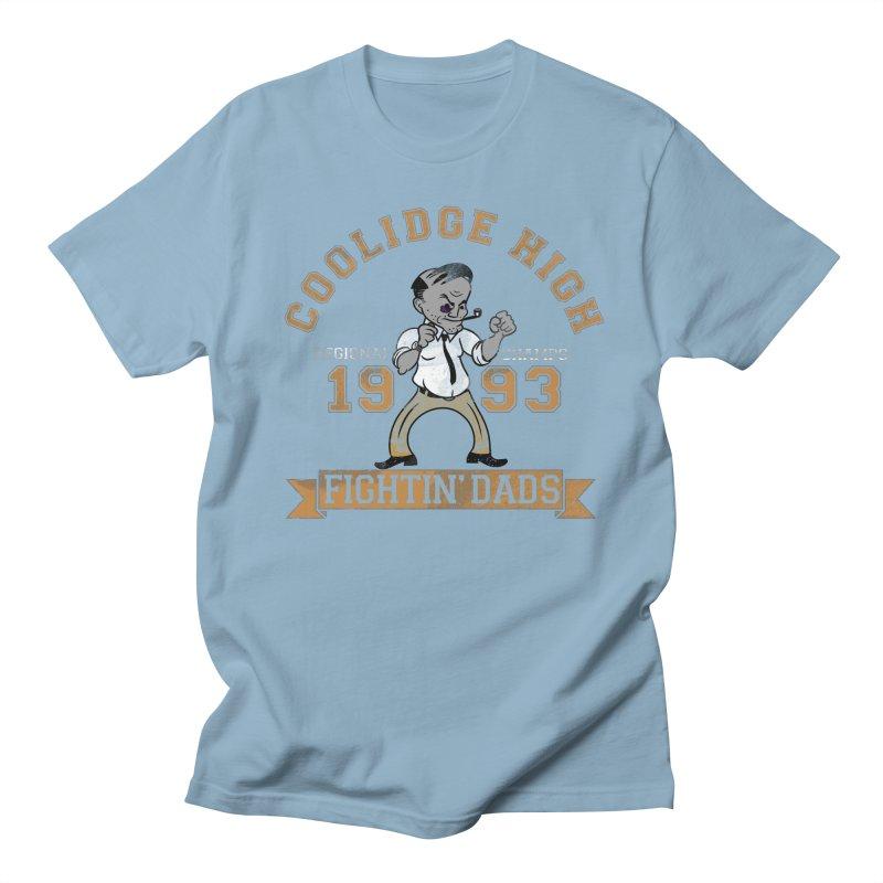Fightin' Dads - for darker shirts Men's T-Shirt by foodstampdavis's Artist Shop
