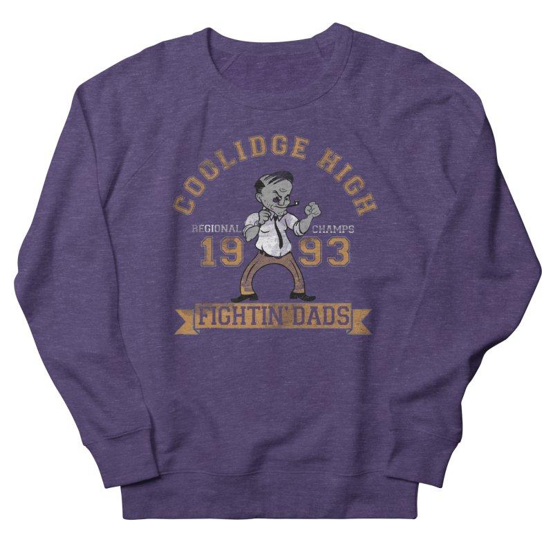 Fightin' Dads - for darker shirts Women's Sweatshirt by foodstampdavis's Artist Shop