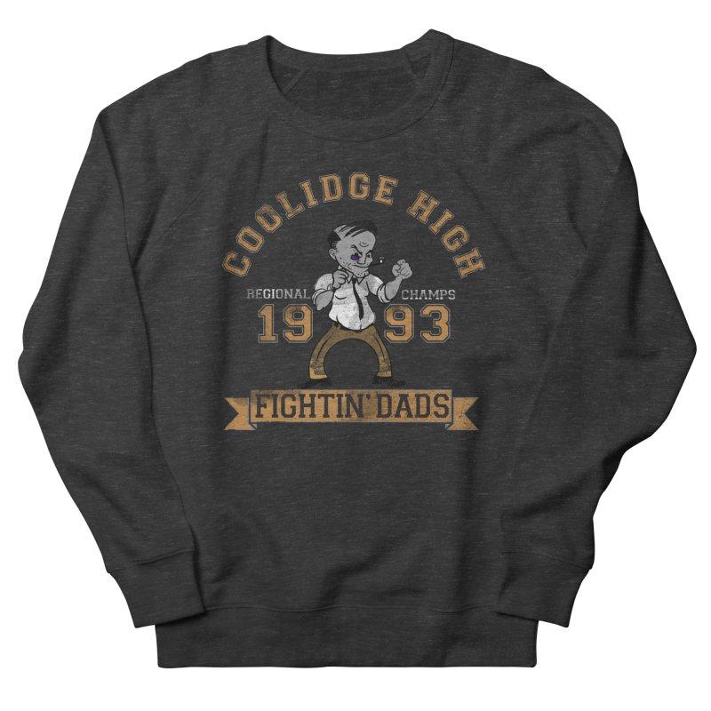 Fightin' Dads - for darker shirts Men's Sweatshirt by foodstampdavis's Artist Shop