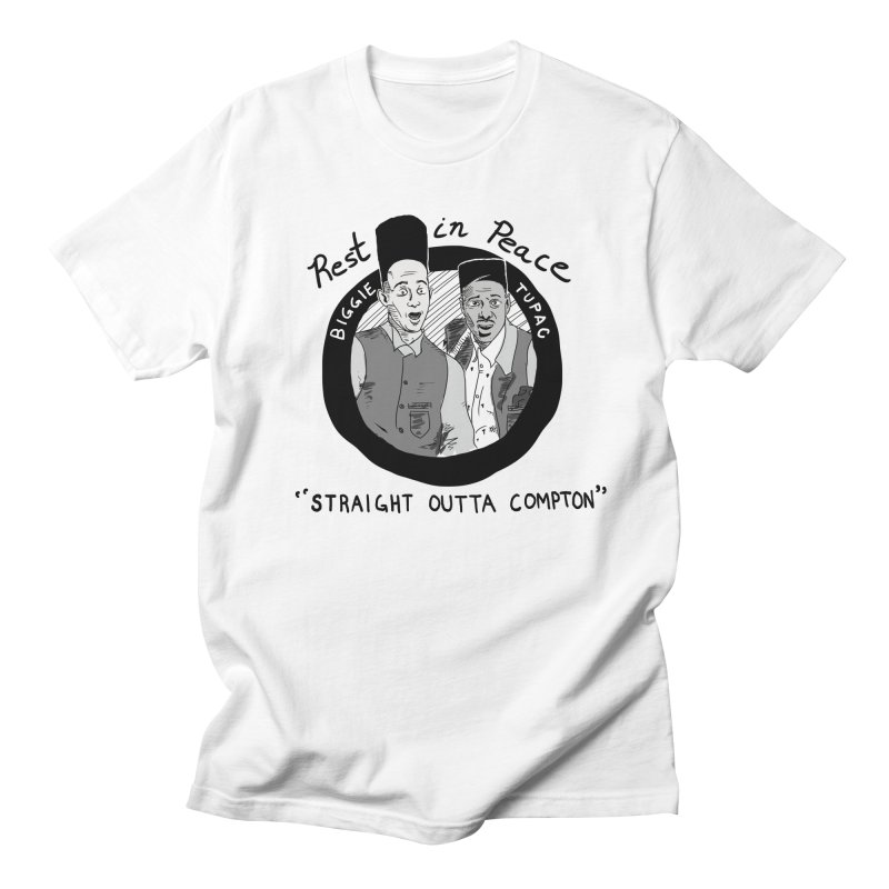 En Double You Ay Men's T-Shirt by foodstampdavis's Artist Shop