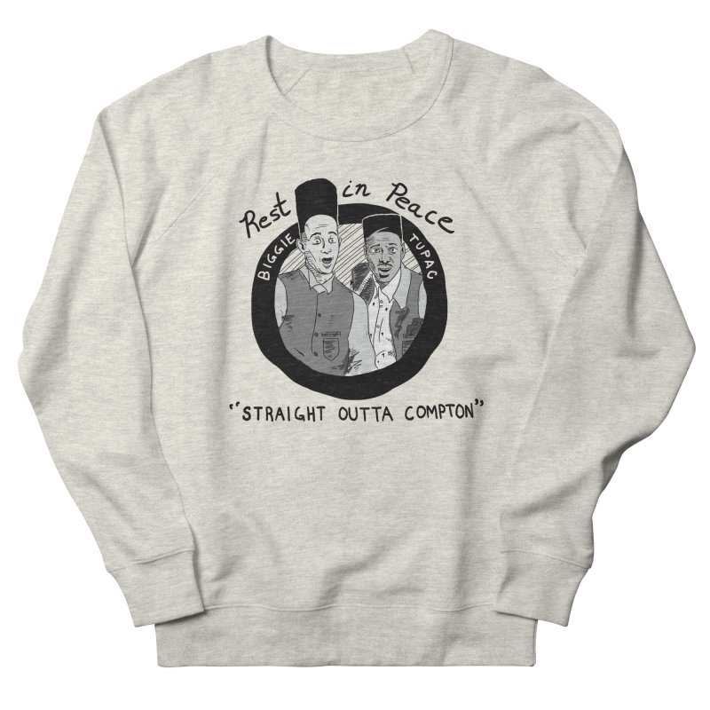 En Double You Ay Women's French Terry Sweatshirt by foodstampdavis's Artist Shop