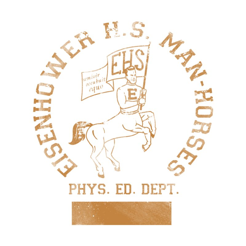 Property of EHS Phys Ed Men's T-Shirt by foodstampdavis's Artist Shop