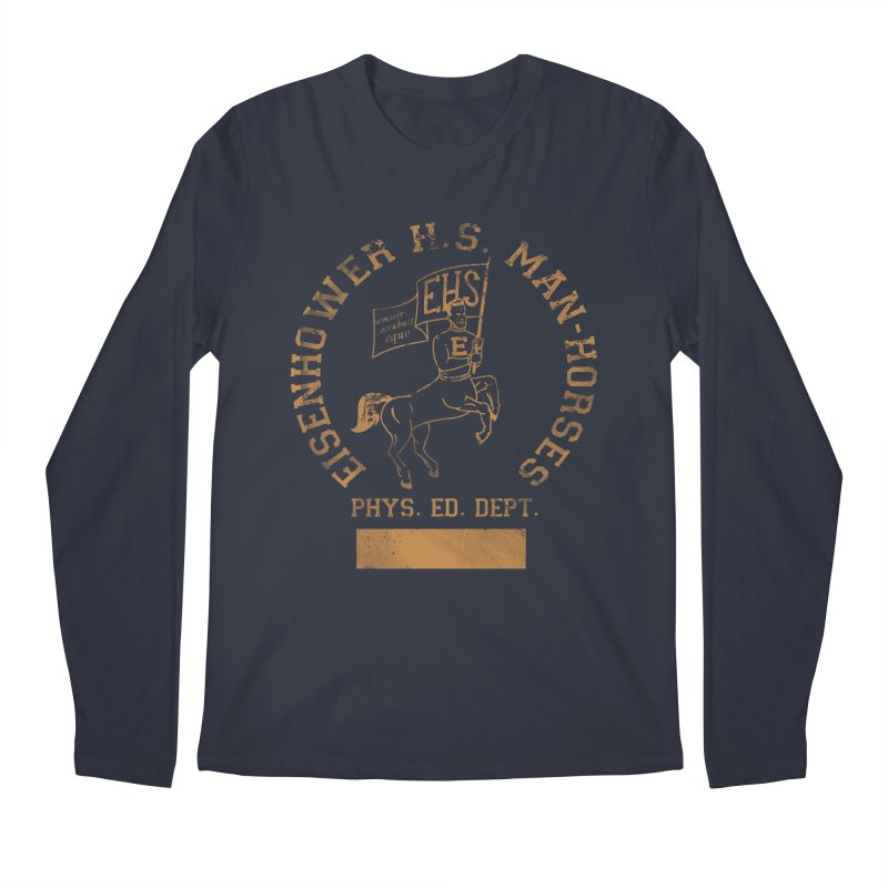 Property of EHS Phys Ed Men's Regular Longsleeve T-Shirt by foodstampdavis's Artist Shop