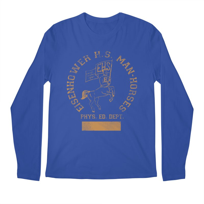 Property of EHS Phys Ed Men's Longsleeve T-Shirt by foodstampdavis's Artist Shop