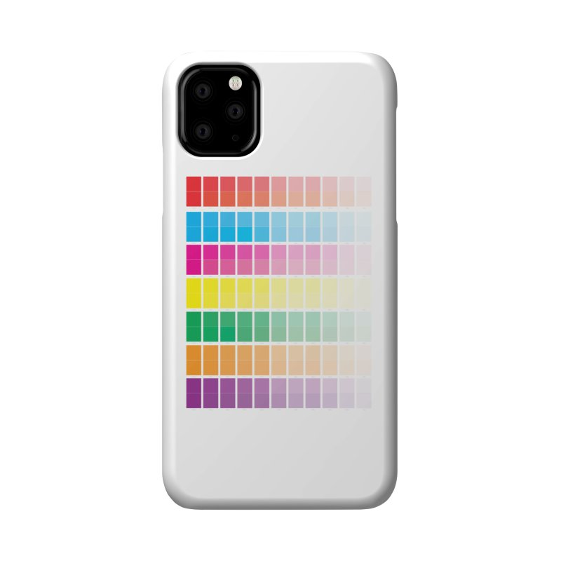 Test Pattern Accessories Phone Case by Feed me tacos!