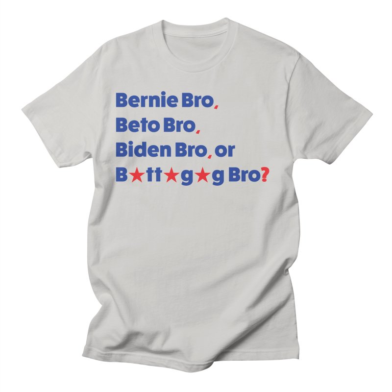 What Kind of B-Bro Are You? Men's Regular T-Shirt by foossa's Artist Shop