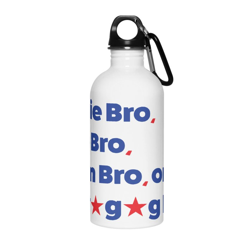 What Kind of B-Bro Are You? Accessories Water Bottle by foossa's Artist Shop