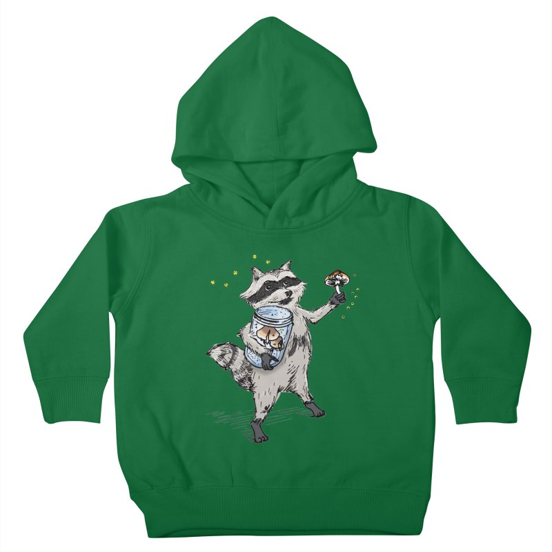Thank you Terence Kids Toddler Pullover Hoody by foozledesign's Artist Shop