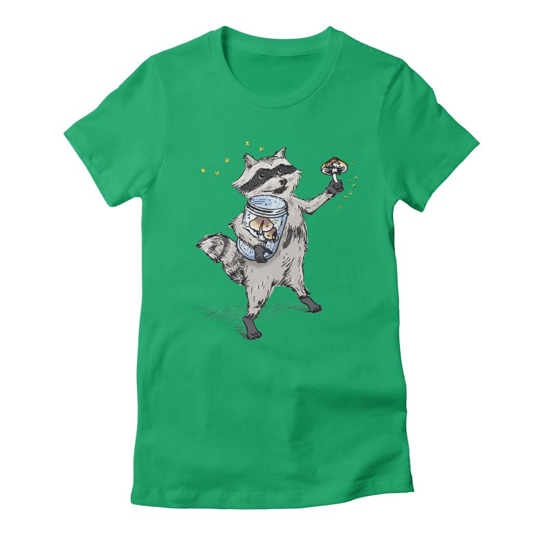 Thank you Terence Women's Fitted T-Shirt by foozledesign's Artist Shop