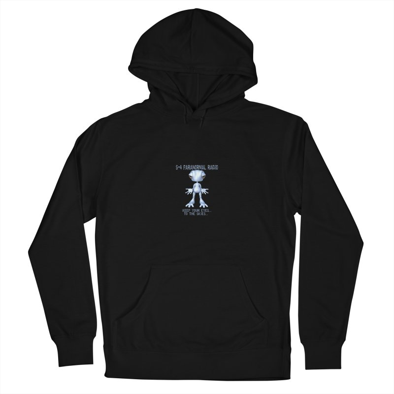 S-4 RADIO Men's Pullover Hoody by forestmoonparanormal's Artist Shop