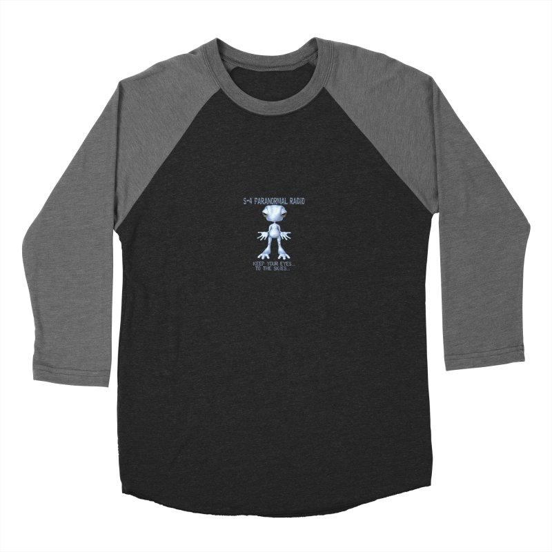 S-4 RADIO Women's Longsleeve T-Shirt by forestmoonparanormal's Artist Shop