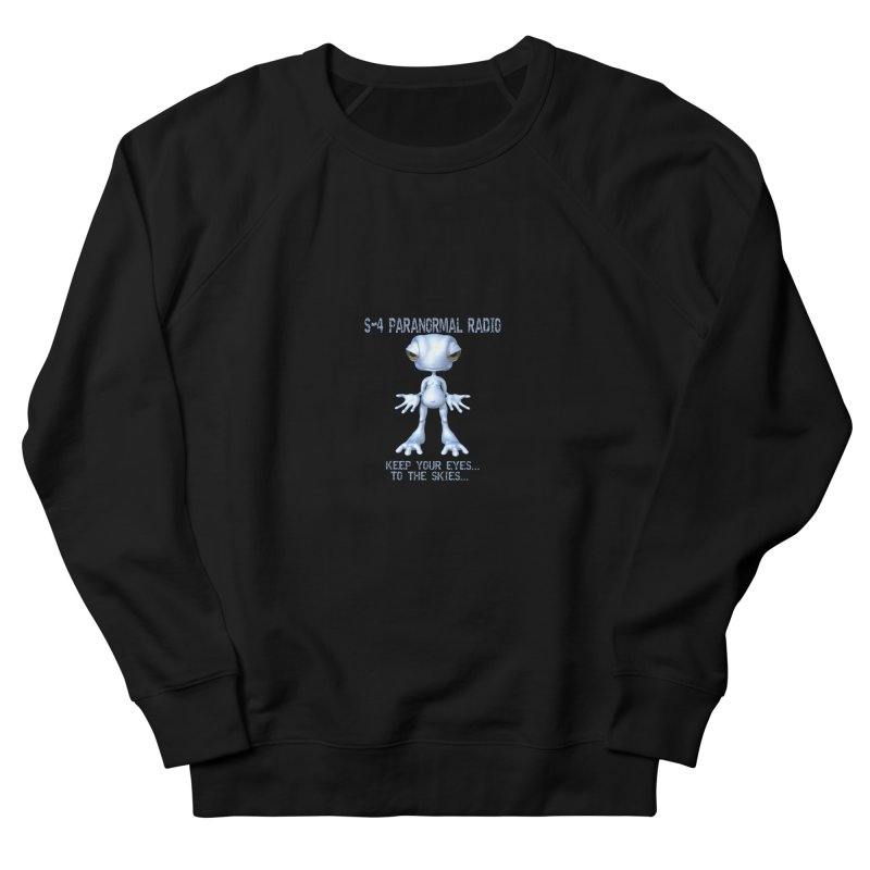 S-4 RADIO Women's Sweatshirt by forestmoonparanormal's Artist Shop