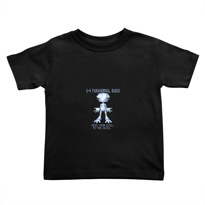 S-4 RADIO Kids Toddler T-Shirt by forestmoonparanormal's Artist Shop