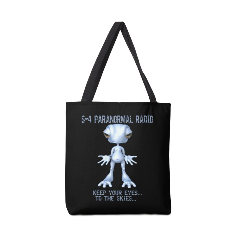 S-4 RADIO Accessories Bag by forestmoonparanormal's Artist Shop