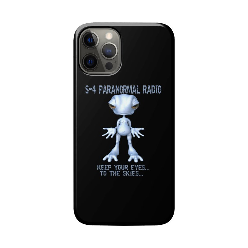 S-4 RADIO Accessories Phone Case by forestmoonparanormal's Artist Shop