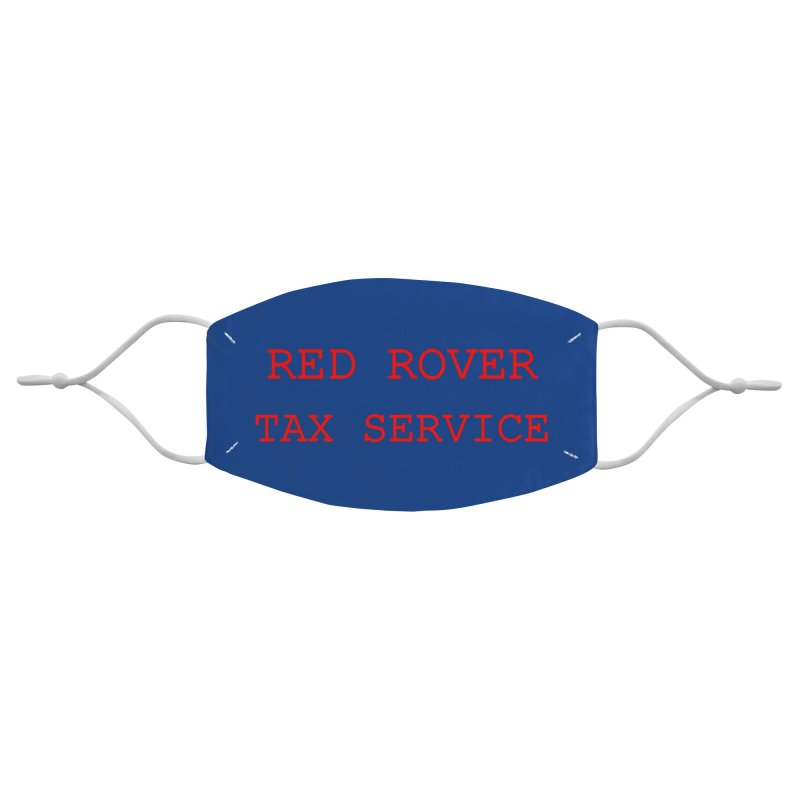 Red Rover MAsk Accessories Face Mask by forestmoonparanormal's Artist Shop