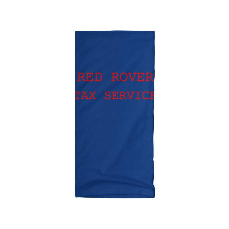 Red Rover MAsk Accessories Neck Gaiter by forestmoonparanormal's Artist Shop