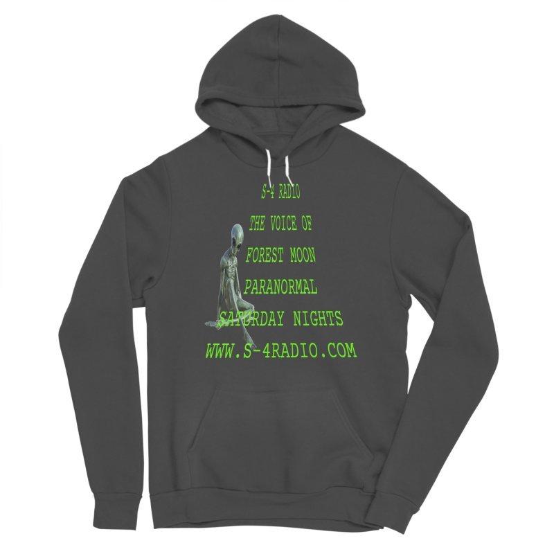 S-4 Radio Women's Sponge Fleece Pullover Hoody by forestmoonparanormal's Artist Shop