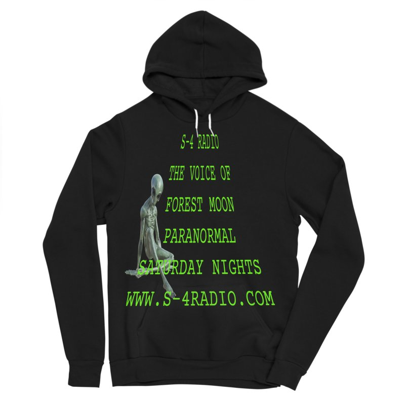 S-4 Radio Women's Pullover Hoody by forestmoonparanormal's Artist Shop