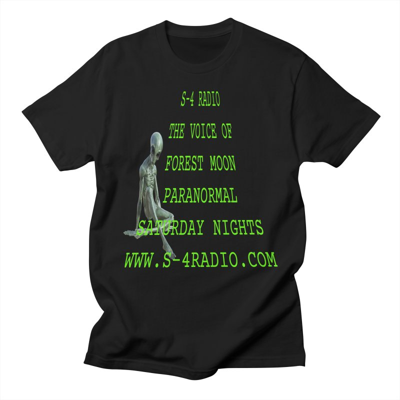 S-4 Radio Men's Regular T-Shirt by forestmoonparanormal's Artist Shop