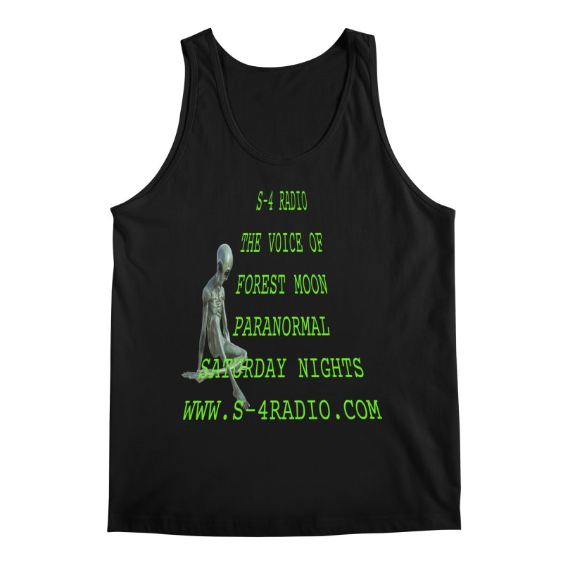 S-4 Radio Men's Regular Tank by forestmoonparanormal's Artist Shop