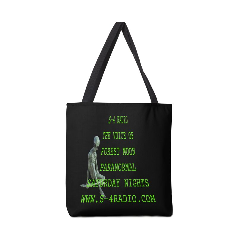 S-4 Radio Accessories Tote Bag Bag by forestmoonparanormal's Artist Shop