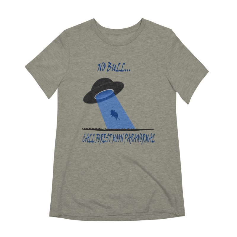 No bull Women's Extra Soft T-Shirt by forestmoonparanormal's Artist Shop