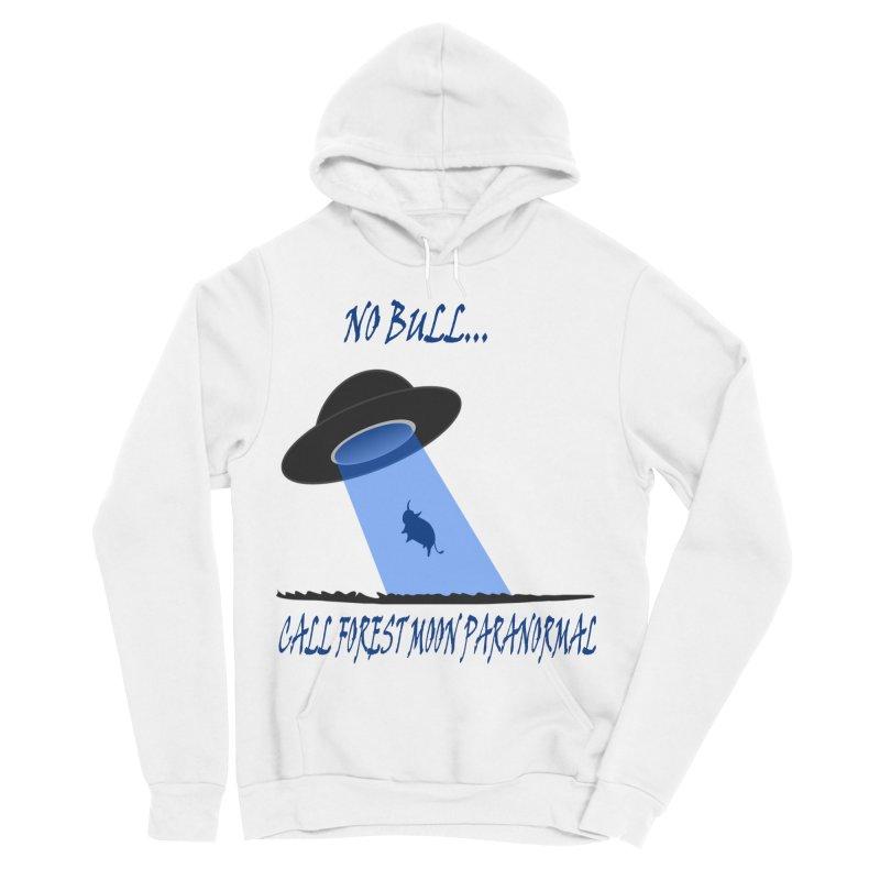 No bull Women's Sponge Fleece Pullover Hoody by forestmoonparanormal's Artist Shop