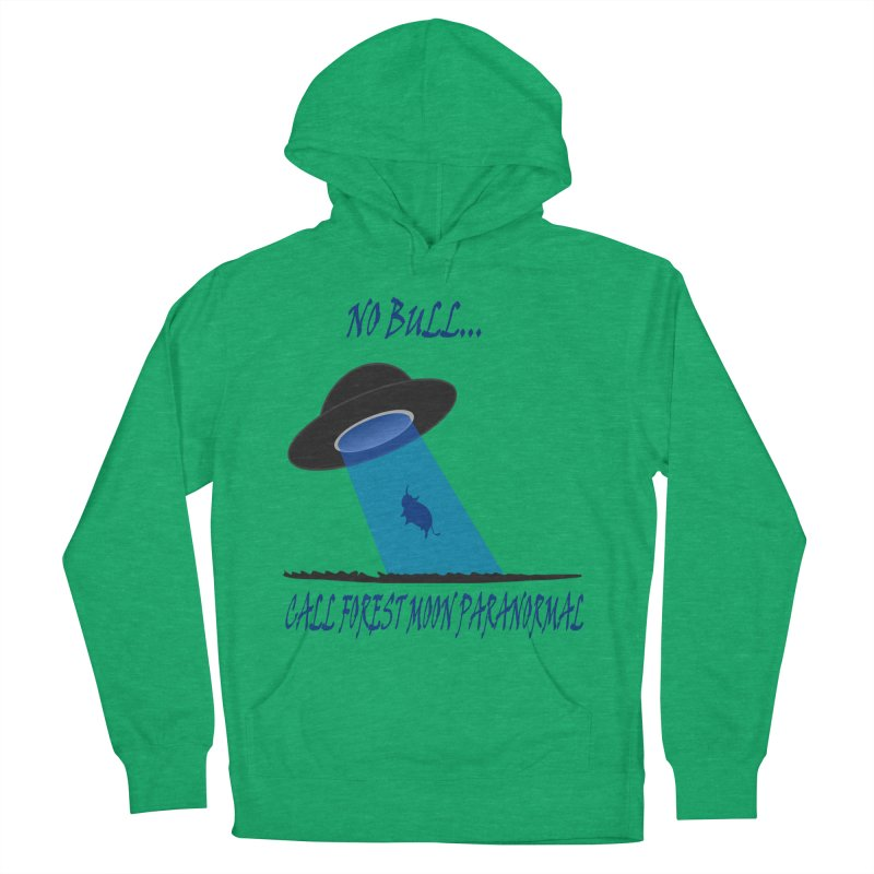 No bull Women's French Terry Pullover Hoody by forestmoonparanormal's Artist Shop