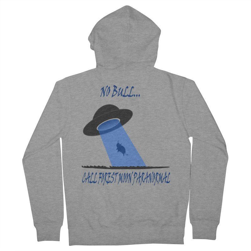 No bull Women's Zip-Up Hoody by forestmoonparanormal's Artist Shop