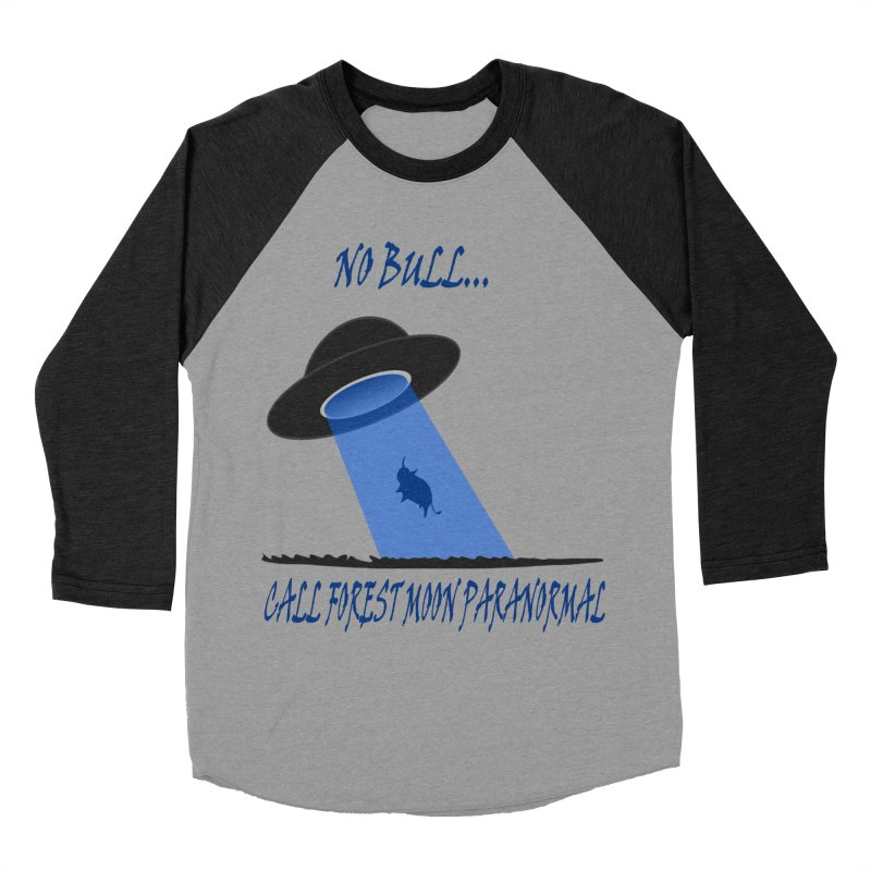 No bull Men's Baseball Triblend Longsleeve T-Shirt by forestmoonparanormal's Artist Shop