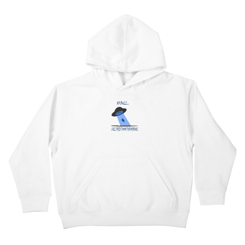 No bull Kids Pullover Hoody by forestmoonparanormal's Artist Shop