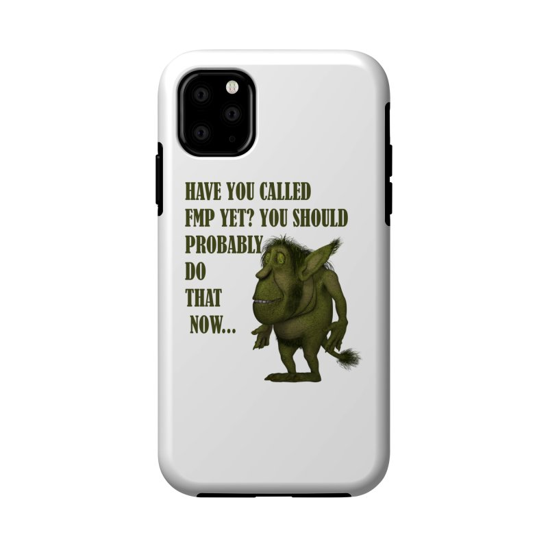 Call FMP now Accessories Phone Case by forestmoonparanormal's Artist Shop