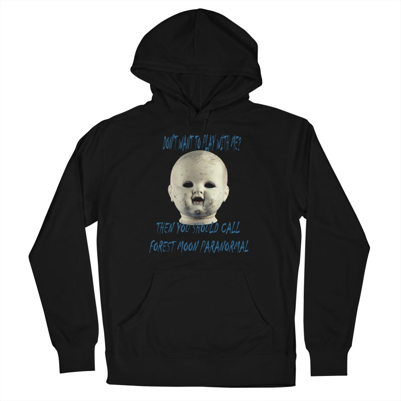 Play with Me Women's French Terry Pullover Hoody by forestmoonparanormal's Artist Shop
