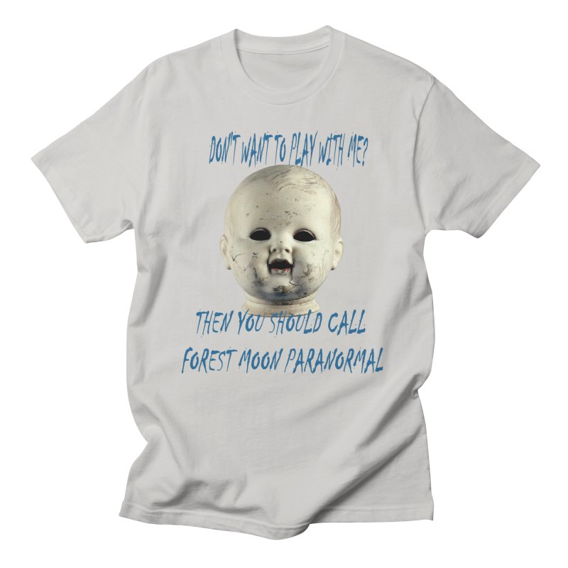 Play with Me Men's Regular T-Shirt by forestmoonparanormal's Artist Shop