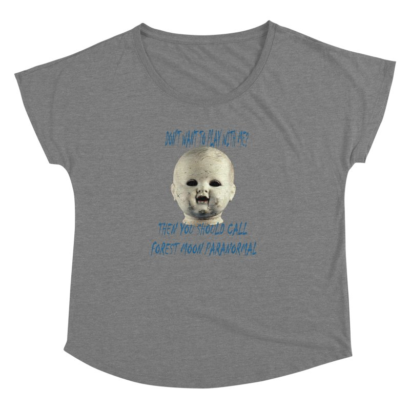 Play with Me Women's Scoop Neck by forestmoonparanormal's Artist Shop