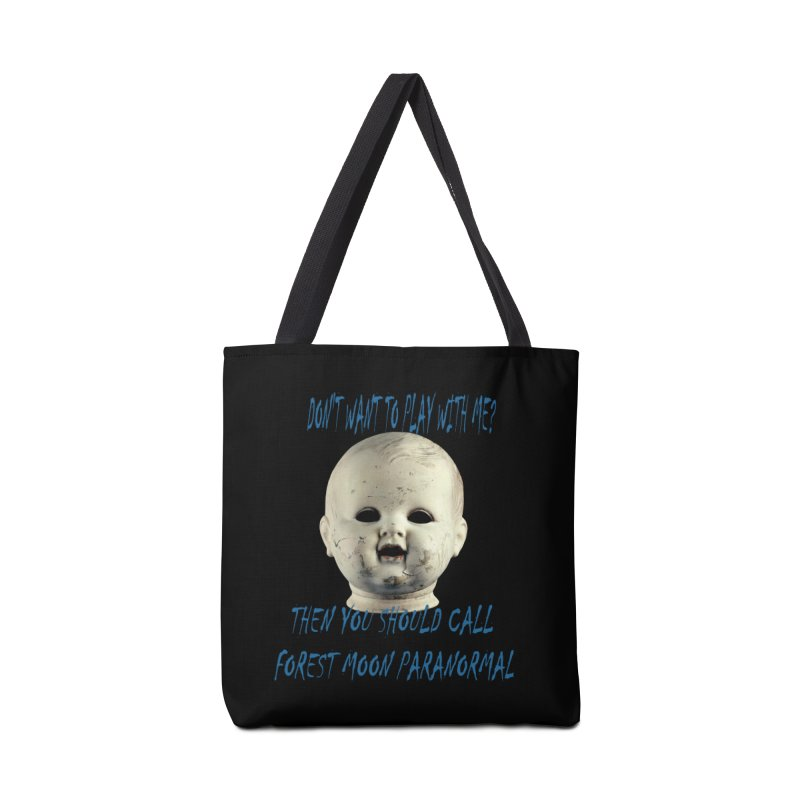 Play with Me Accessories Tote Bag Bag by forestmoonparanormal's Artist Shop