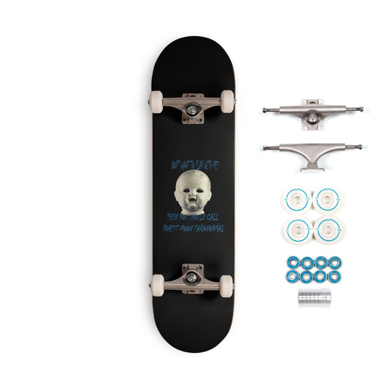 Play with Me Accessories Complete - Basic Skateboard by forestmoonparanormal's Artist Shop